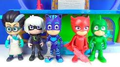 Pyjamahelden Englisch sprechende Eulette Catboy Gecko Romeo Luna Girl Spielfiguren große Verwandlung
