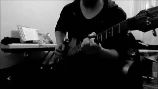 Marduk - Hail Mary (Piss-soaked Genuflexion) [Guitar Cover]