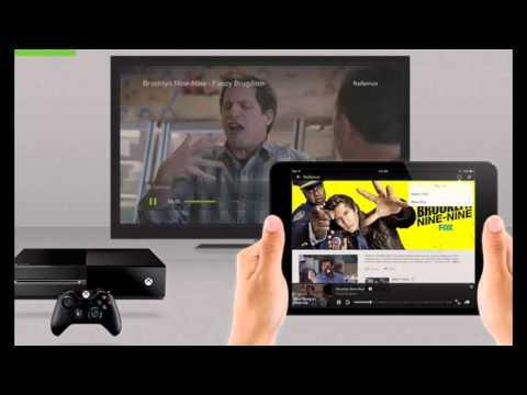 Hulu Plus Second Screen