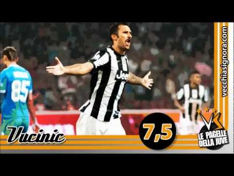 Genoa-Juventus 1-3 del 16/9/2012. Le Pagelle della Juve ...