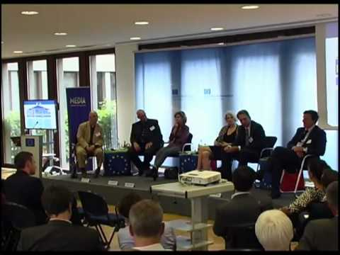 Creative Europe´s proposed guarantee facility - Panel in Berlin on 14th September 2012.mov