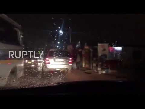 Ghana: Mass evacuations in Accra after large gas explosions