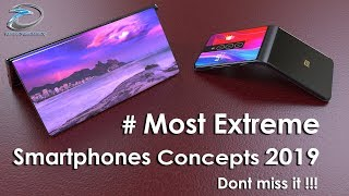 Download Most Extreme Smartphone Concepts 2019 is Here!! iPhone X Flex,Mi Mix Flex,GALAXY X Mp3 and Videos