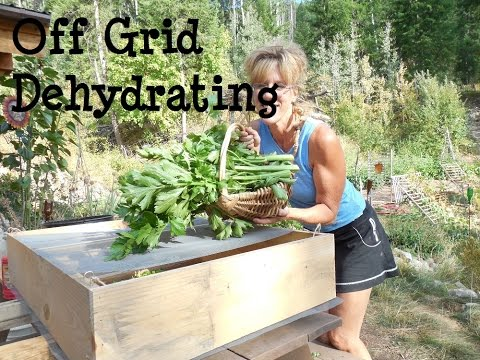 Off Grid Food Preservation: How To Dehydrate Food Without Electricity
