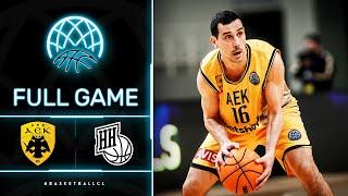 AEK v Nizhny Novgorod - Full Game | Basketball Champions League 2020/21