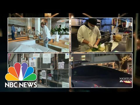 Covid Cases Rising in 21 States   NBC Nightly News