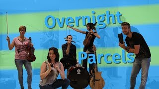 Overnight - Parcels - Cover by Drink
