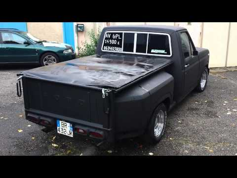1980 ford ranger 4x4 f150 video walk around and start up. Black Bedroom Furniture Sets. Home Design Ideas
