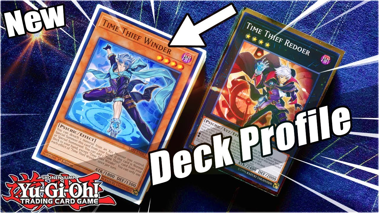 Yu-Gi-Oh! Time Thief Deck Profile April 2019! Rank 4 Spam Zoodiac Phantom  Knight Time Redoer Combo!
