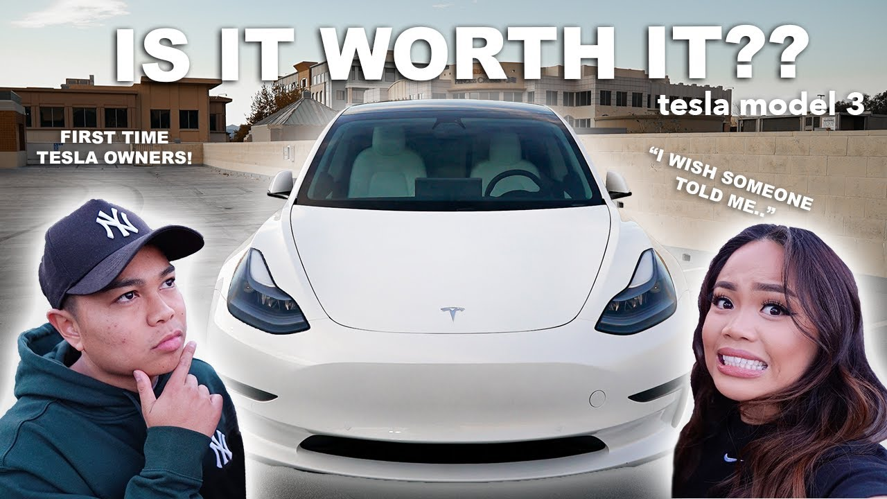 HONEST REVIEW ON THE NEW 2021 TESLA MODEL 3 | IS IT WORTH IT??