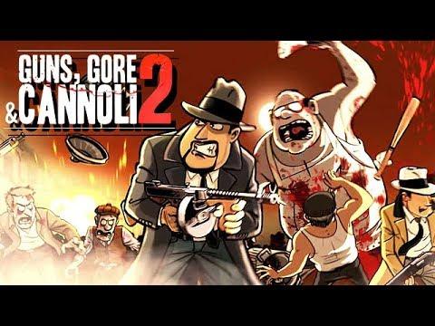 Guns Gore & Cannoli 2 Gameplay German - Mafia und Zombies