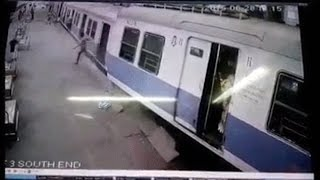 High Speed Train Crash Caught on Camera