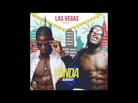 Yonda feat. Burna Boy – Las Vegas (Official Audio)