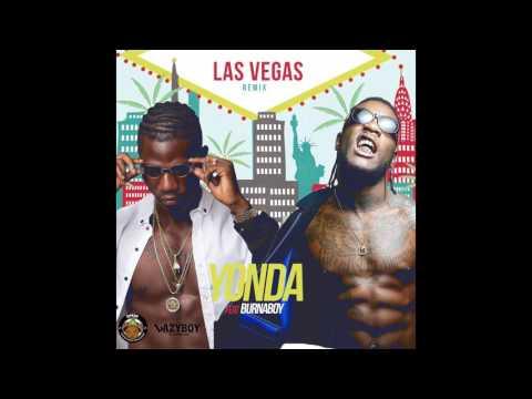 Yonda feat. Burna Boy – Las Vegas (Official Audio)