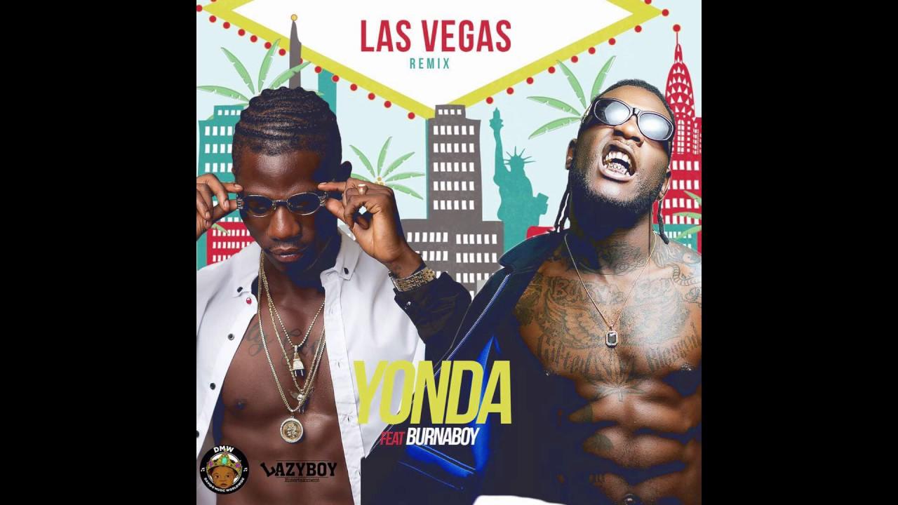 Download Yonda feat. Burna Boy - Las Vegas (Official Audio)