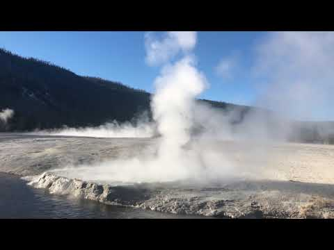 Yellowstone (Geysers and Hot Springs)
