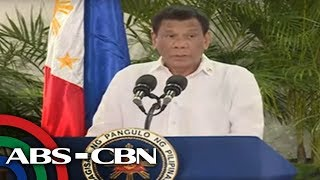WATCH: President Duterte delivers speech after his arrival from Indonesia   12 October 2018
