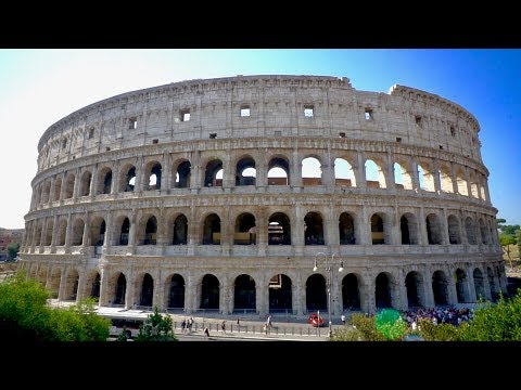 COLOSSEUM & FORUM TOUR! | Rome, Italy