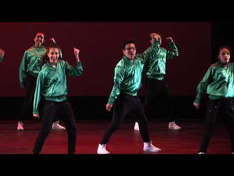 "Global Party 2017: Shorecrest High School Hip Hop Team ""Can't Stop the Feeling"""