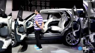 Automakers duke it out at 2015 New York Auto Show