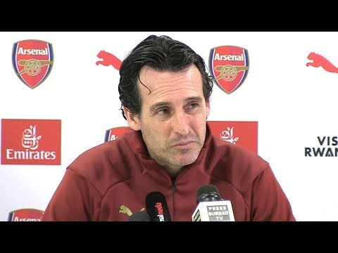 Unai Emery Full Pre-Match Press Conference - Huddersfield v Arsenal - Premier League Mp3