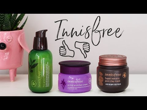 INNISFREE BEST SELLERS - what's worth it, what's not?