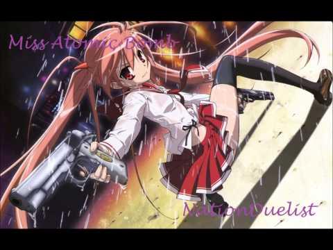 NightCore ~ Miss Atomic Bomb