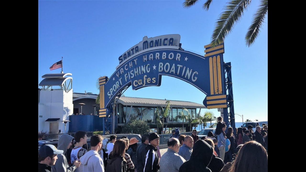Escorted Sports Tours | Los Angeles - Santa Monica