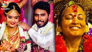Suja Varunee Ties the Knot with Shivaji Dev | Wedding Video | Hot News