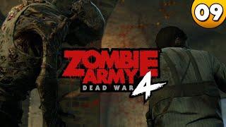 Nicht An Die Scheibe Klopfen ⭐ Let's Zombie Army 4 PC 👑 #009 [Deutsch/German]