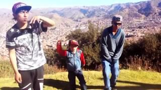 """Mi gorra y mi Chuspa - R.a.b ft FdobleL ft Rtt """"Rap en quechua"""" (LA KANA REC)"""