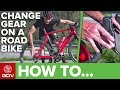 watch he video of How & When To Change Gear On A Road Bike | GCN's Pro Tips