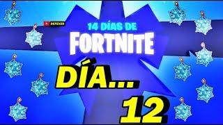 REGALO DÍA 12 DE LOS *14 DIAS DE FORTNITE* DIRECTO DE FORTNITE BATTLE ROYALE