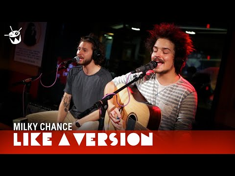 Milky Chance - Stolen Dance (live on triple j)