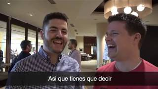 Juanmi Entrevista a Russell Brunson - Funnel Hacking Live 2017 DALLAS