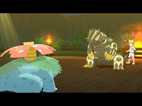 This is WHY You Use Venusaur In Pokemon Ultra Sun Ultra Moon