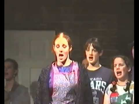 Thamesmead School Performs 'Blood Brothers' 1995