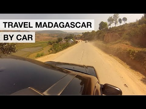 How to travel around Madagascar? 🚗 We had a private driver and a private car.