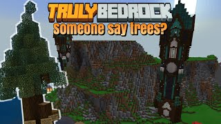 The Tale of Two Towers! Truly Bedrock SMP | Season 2