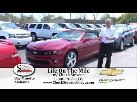 "Chuck Stevens Automotive ""Life on the Mile"" 04-03-13"
