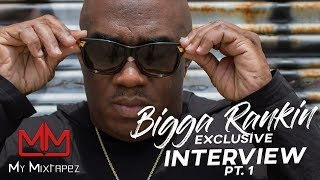 Bigga Rankin - New Artist don't want to work for it anymore, social media made them lazy [Part 1]