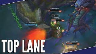 League Of TOP Lane   League Of Legends Montage