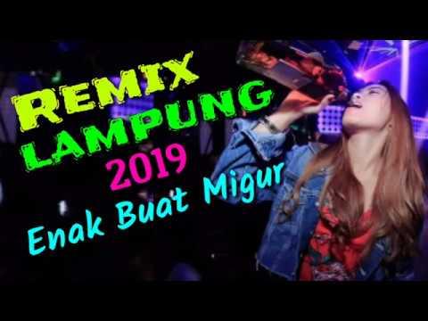 Asik Geboy || Remix Lampung Terbaru 2019 No Vocal (karaoke)