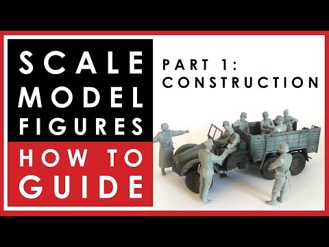 Scale model figures &39;how to&39; guide - Part 1 Construction and building
