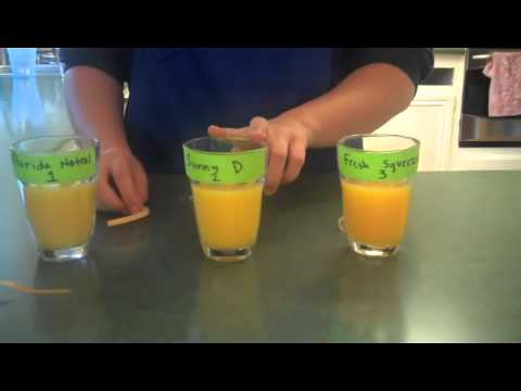 Vitamin c content in ribena dcpip