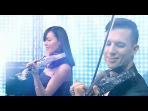 The Swarovski Violinists - Available from AliveNetwork.com