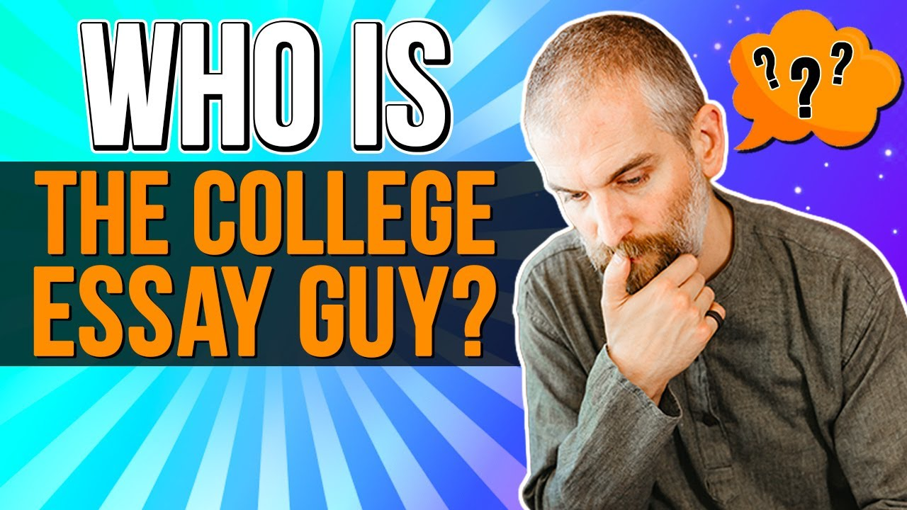 Preparing for College? Made of Compassion and Creativity: Meet Ethan Sawyer, College Essay Guy