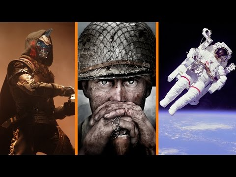 No Cross Save for Destiny 2 + Call of Duty on Switch? + Astronaut FIRED for Stealing - The Know