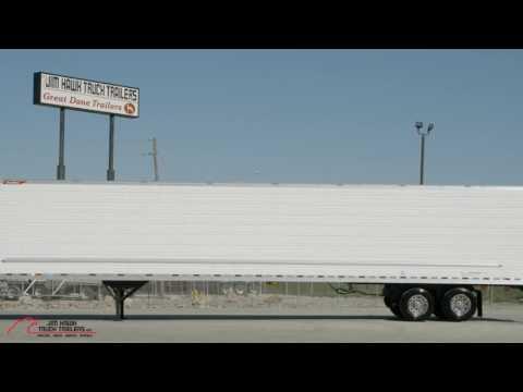 Jim Hawk Truck Trailers | 2017 Great Dane Everest Super Seals - LOADED