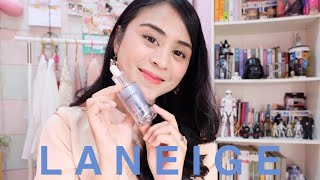 Gambar cover Laneige White Plus Renew Original Essence Ex Review // Putri Dewinta